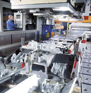 prensa mecânica