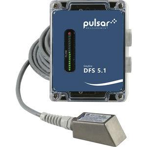 controlador de fluxo ultrassônico por efeito Doppler
