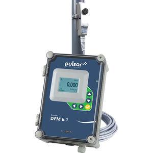 medidor de vazão ultrassônico por efeito Doppler