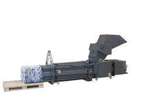 triturador compactador horizontal