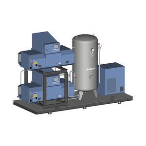 grupo compressor de ar