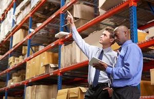 software para gestão de armazém (WMS)