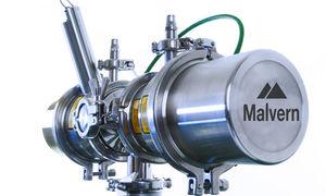 analisador de tamanho de partículas de processo