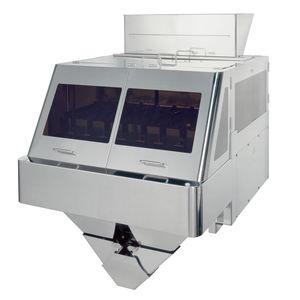 máquina de pesagem multicabeças