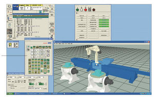 software de simulação