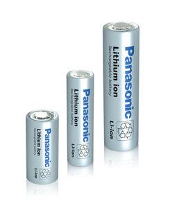 bateria íon de lítio