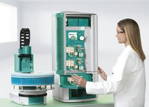 cromatógrafo de íons / de laboratório / UV / UV/Vis