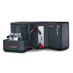 analisador de tamanho de partículas por difração a laser