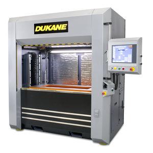 máquina estacionária de solda vibratória