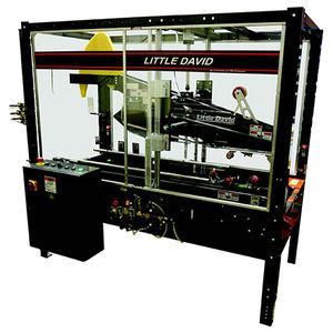 máquina fechadora de caixas de quatro abas