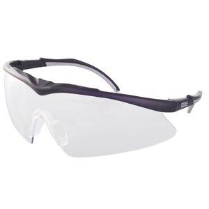 óculos de proteção com resistência balística / UV / em policarbonato / com tratamento antirriscos