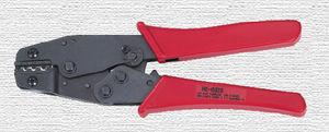 ferramenta de crimpagem manual / para conector