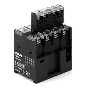 contator de potência / eletromecânico / multipolar / de segurança
