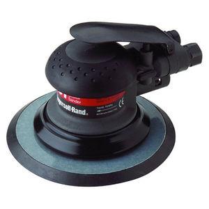 lixadeira excêntrica / pneumática / de baixa vibração / com base de aspiração