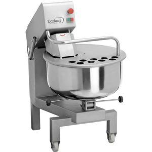 misturador de carne em aço inoxidável