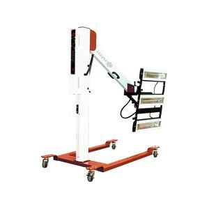 secador de infravermelho