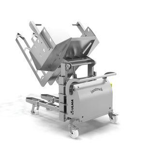 inclinador eletromanual