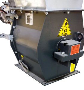 válvula rotativa para coletor de pó