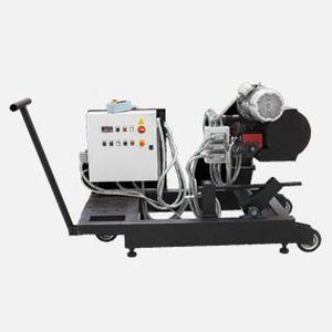 esmerilhadeira de corte móvel / elétrica / compacta
