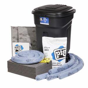 kit de emergência de combate à poluição em geral