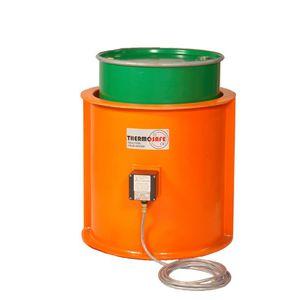 aquecedor de tambor de indução / para barris metálicos / para zonas perigosas / para produtos viscosos