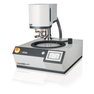 esmerilhadeira politriz para laboratórios de metalografia