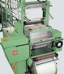 máquina de tricô circular