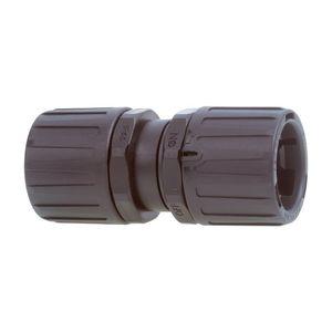 acoplador para tubos / do tipo em linha