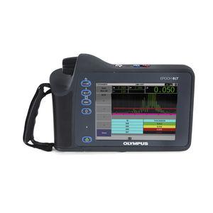 detector de falhas por ultrassom