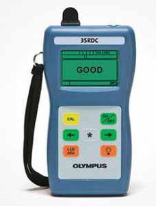 aparelho de teste ultrassônico