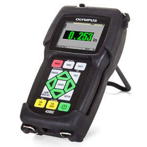 medidor de espessura de corrosão