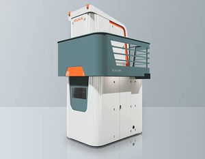 máquina estacionária de solda por fricção