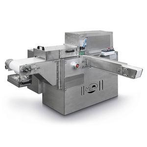 máquina de corte com faca