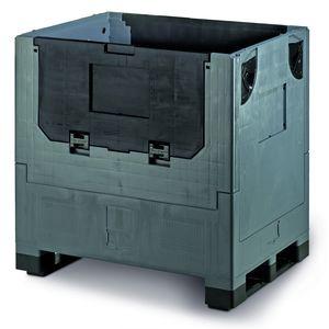 caixa-palete em PP