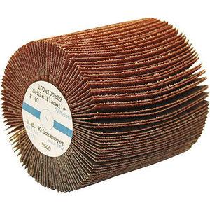 escova de rolo de lamelas