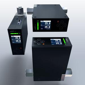 controlador de vazão mássica térmico