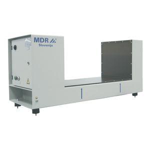 detector de metais plano