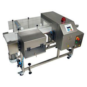 detector de metais com transportador contínuo