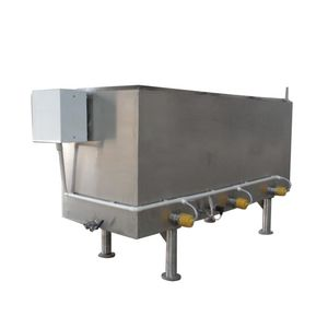 máquina de fusão de chocolate