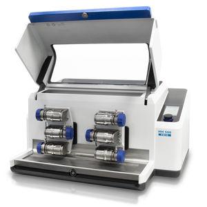 moinho vibratório para preparação de amostras