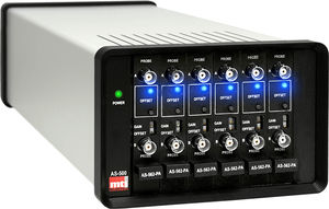 amplificador de capacitância