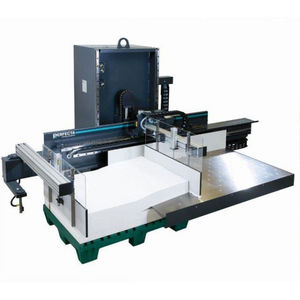 sistema de descarga de papel