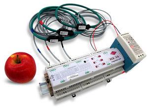 sensor de corrente de Rogowski