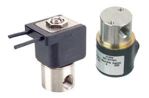 válvula solenoide de ação direta