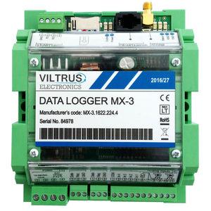registrador de dados para M-bus