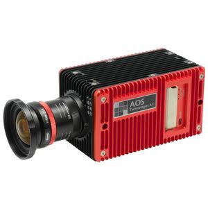 sistema de câmera de inspeção