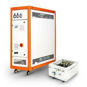 controlador de temperatura de circulação de água ou óleo