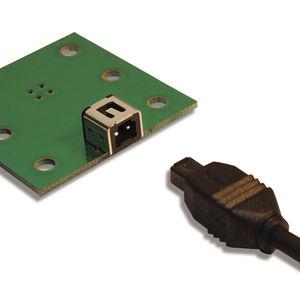 conector de alimentação elétrica