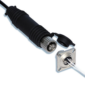 conector óptico