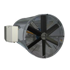gerador de ar quente suspenso